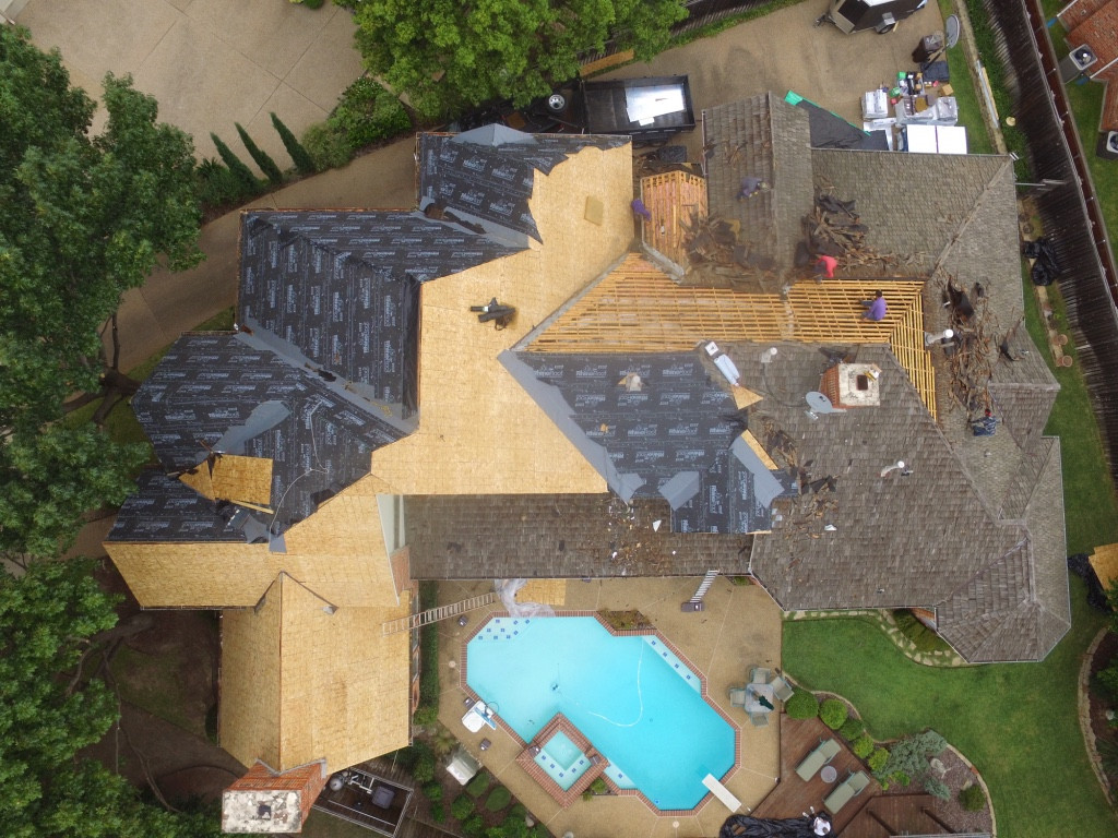 Interstate Roofing in Dallas, Plano, Carrollton